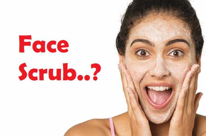 Do not use scrub in these conditions, best ayurvedic clinic in lucknow