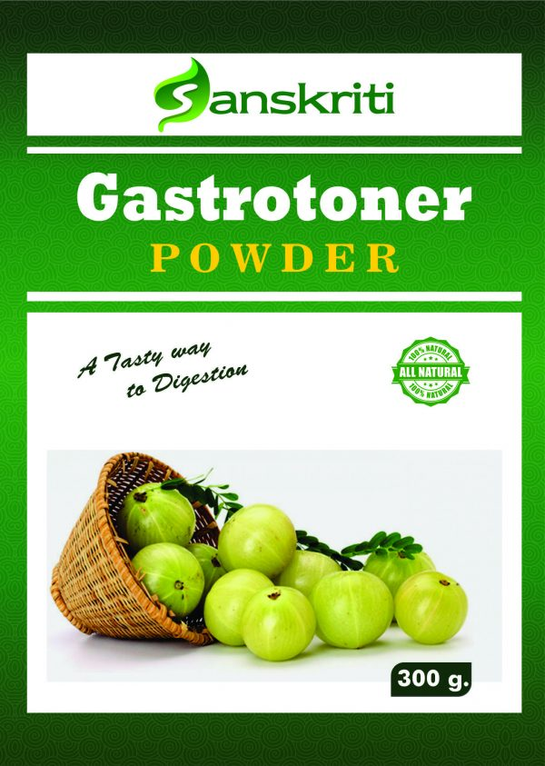 Gastrotoner Herbal Powder